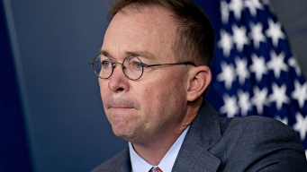 Mulvaney to File His Own Impeachment Lawsuit, Lawyers Say