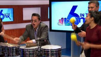 Musician Tito Puente Jr. Previews Miami Jazz Festival