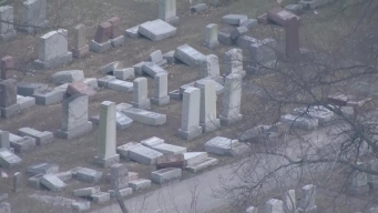 Headstones Toppled at Missouri Jewish Cemetery