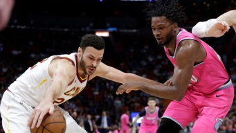 Winslow, Adebayo Lead Heat Past Cavs, 118-94