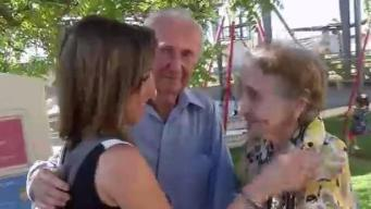 NBC 6 Anchor Reunites With Family in PR After Maria