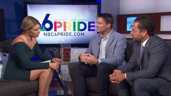 NBC 6 Pride: Hollywood Elevates Voices of LGBTQ Residents
