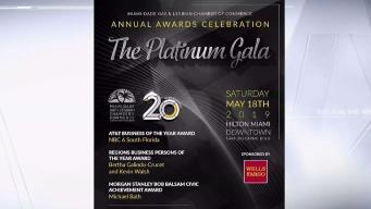 NBC 6 Pride: The Platinum Gala Celebrates Foster Diversity