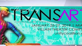 NBC 6 Pride: Transart Artists Showcase and Conference
