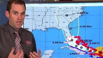 NBC 6 Speaks With NHC Chief Specialist on Irma