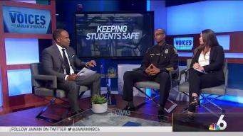 Miami-Dade Schools Police Chief Speaks on School Safety