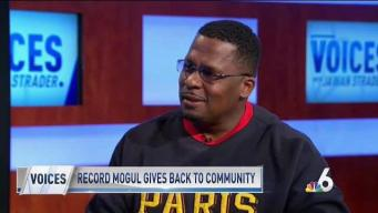 NBC 6 Voices: Ted Lucas Gives Back to Community
