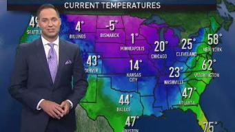 NBC 6 Weather Update