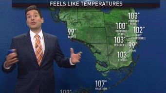 NBC 6 Web Weather - August 17th