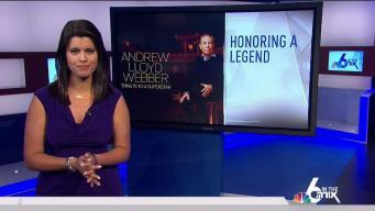 NBC Honors Broadway Legend Andrew Lloyd Webber