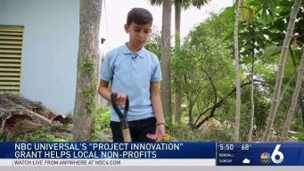 NBC Universal's 'Project Innovation' Grant Helps Local Non-Profits