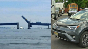 Family Jumps Rising Drawbridge in Car, Lands on Other Side