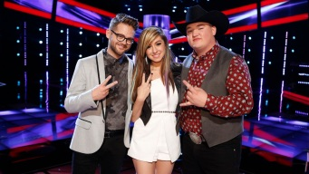 "Top 3, Special Guests to Rock ""Voice"" Finales"