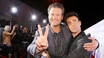 'Voice': Levine Says Shelton Is Sexiest Man Alive