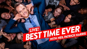 First Look: 'Best Time Ever With Neil Patrick Harris'