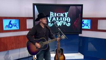 New Music From Cuban Country Singer Ricky Valido