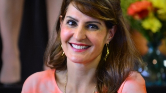 "Nia Vardalos Opens Up On Becoming An ""Instant Mom"" Through Adoption"
