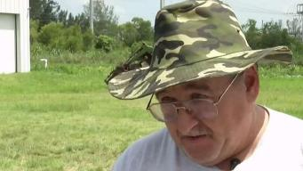 Once Homeless, Veteran Is Working Toward New Life
