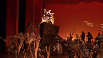 Performance Preview: The Lion King