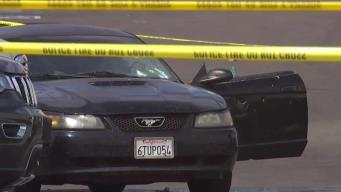Family Questions Police Shooting of Black Man in Calif.