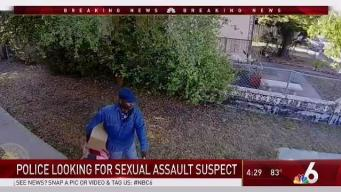 Police Looking for Little Haiti Sexual Assault Suspect