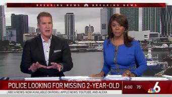 Police Looking for Missing 2-Year-Old Girl