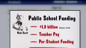 Politifact Florida: School Funding Fact Check