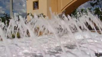 Pranksters Target Hialeah Fountain