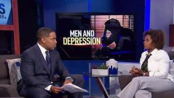 Psychiatrist Talks About Depression in Men