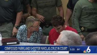 Questions on Stoneman Suspect's Finances at Hearing