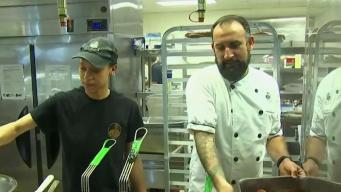 Recipes For Change: Local Chefs Help Feed the Homeless