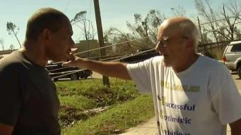 Rescue Teams Scour Ruins After Hurricane Michael