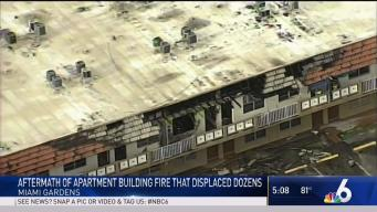 Residents Picking Up Pieces After Miami Gardens Fire