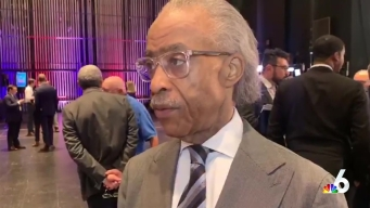 Rev. Al Sharpton Shares Thoughts of First Dem Debate