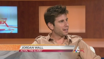 Hang out with 'The Glades' Jordan Wall, Sam Madison