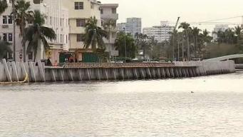 Seawall Built Without Permits And Could Be Turned Down
