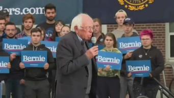 Sanders Leaves Hospital, Doctors Confirm He Had Heart Attack