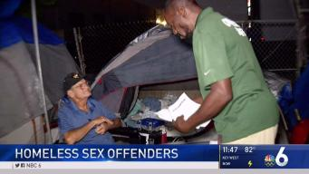 Sex Offenders Set Up Camp in NW Miami-Dade