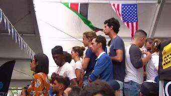 South Florida Fans Celebrate World Cup
