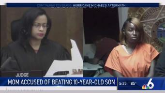 South Florida Mother Accused of Abusing Son