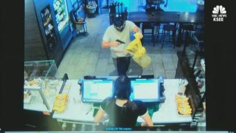 Watch: Starbucks Robber Taken Down by Gutsy Customer