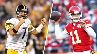 Steelers Bring High-Powered Offense to Kansas City