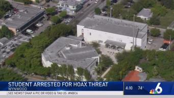 Student Arrested for Hoax Threat at Young Men's Prep