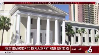 Supreme Court: Next Florida Gov. Will Pick New Justices
