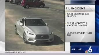 Suspect Exposed Himself Twice on FIU Campuses