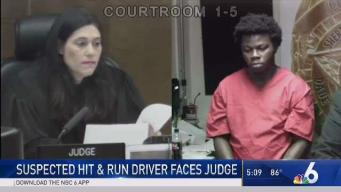 Suspect in Fatal Hit and Run Faces Judge