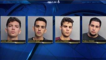 Suspects in Beating of Gay Couple Out of Jail