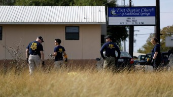 FBI Again Finds Itself Unable to Unlock a Gunman's Phone