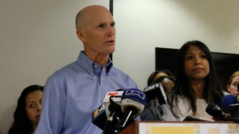 Gov. Scott Issues State of Emergency Ahead of Matthew