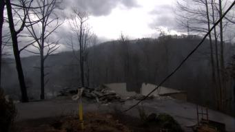 Seven Dead From Tennessee Wildfires; Several Missing